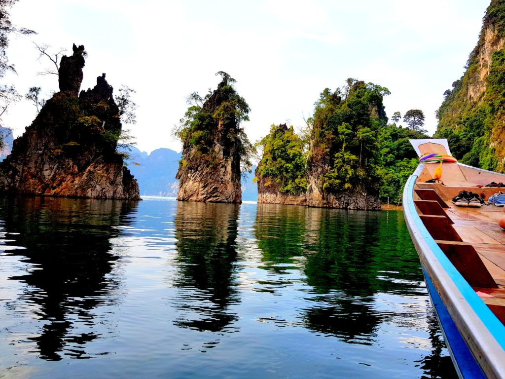 Khao Sok National Park - A beautiful place with a very rare surprise
